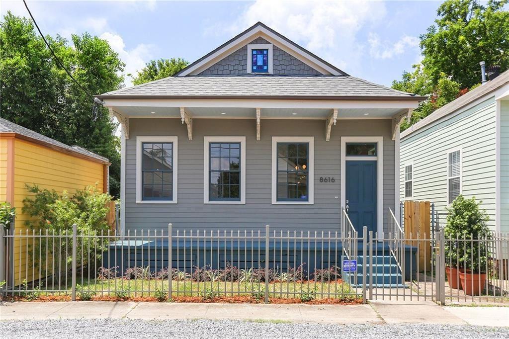 8616 JEANNETTE Street, New Orleans, LA 70118 - #: 2277982