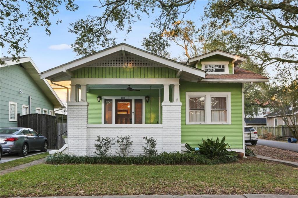 7703 NELSON Street, New Orleans, LA 70125 - #: 2276985