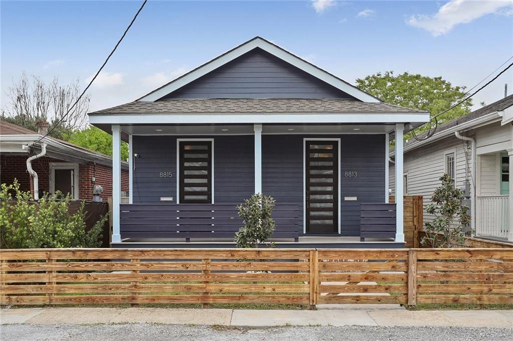 8813 JEANNETTE Street, New Orleans, LA 70118 - #: 2293987