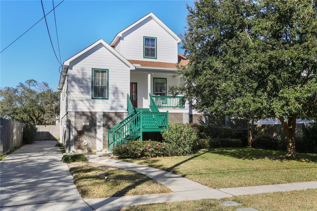 1481 BURBANK Drive, New Orleans, LA 70122 - #: 2281989