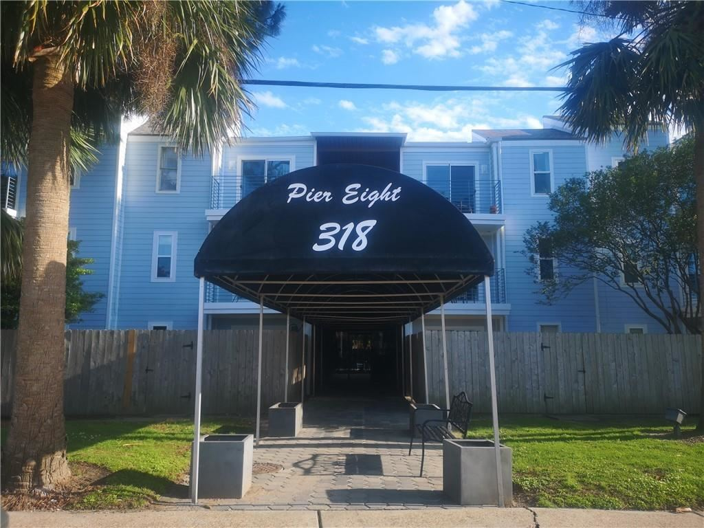 318 LAKE MARINA Avenue #121, New Orleans, LA 70124 - #: 2295989
