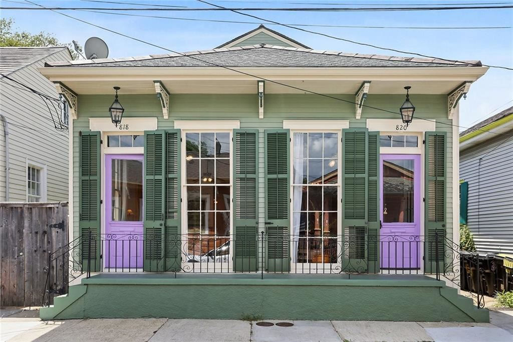 818 20 ST ROCH Avenue, New Orleans, LA 70117 - #: 2253990