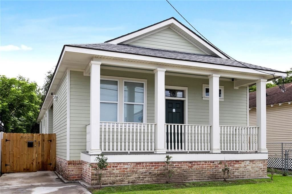 5428 N RAMPART Street, New Orleans, LA 70117 - #: 2257990