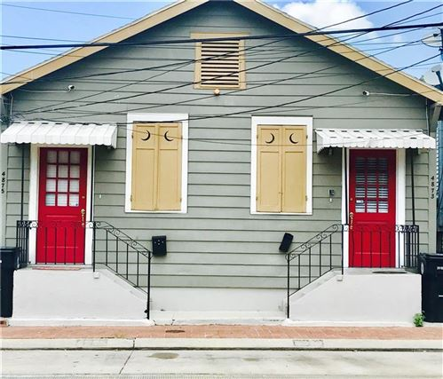 Photo of 4875 TCHOUPITOULAS Street, New Orleans, LA 70115 (MLS # 2289995)