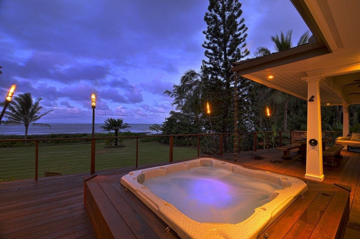 Photo of 4176 ANAHOLA RD, ANAHOLA, HI 96703 (MLS # 644374)