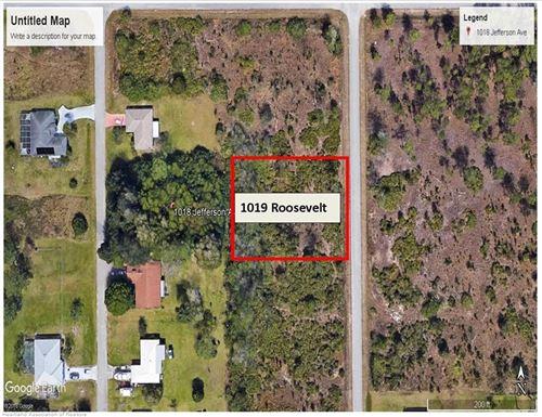 Photo of 1019 Roosevelt Avenue, Lehigh Acres, FL 33936 (MLS # 268208)