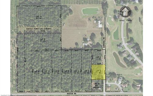 Photo of Barkdoll Road, Bowling Green, FL 33834 (MLS # 268355)