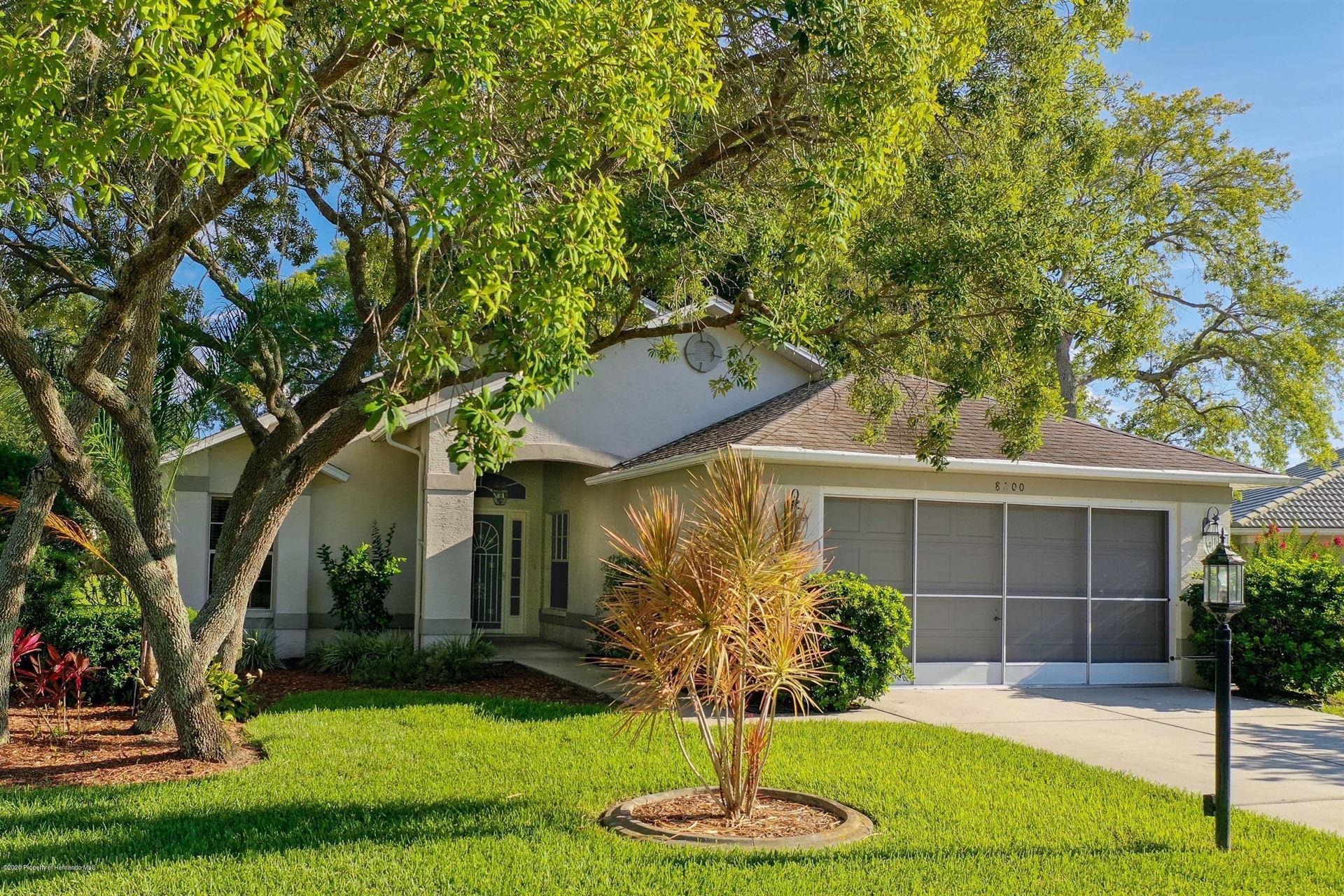 8200 Sugarbush Drive, Spring Hill, FL 34606 - MLS#: 2210044