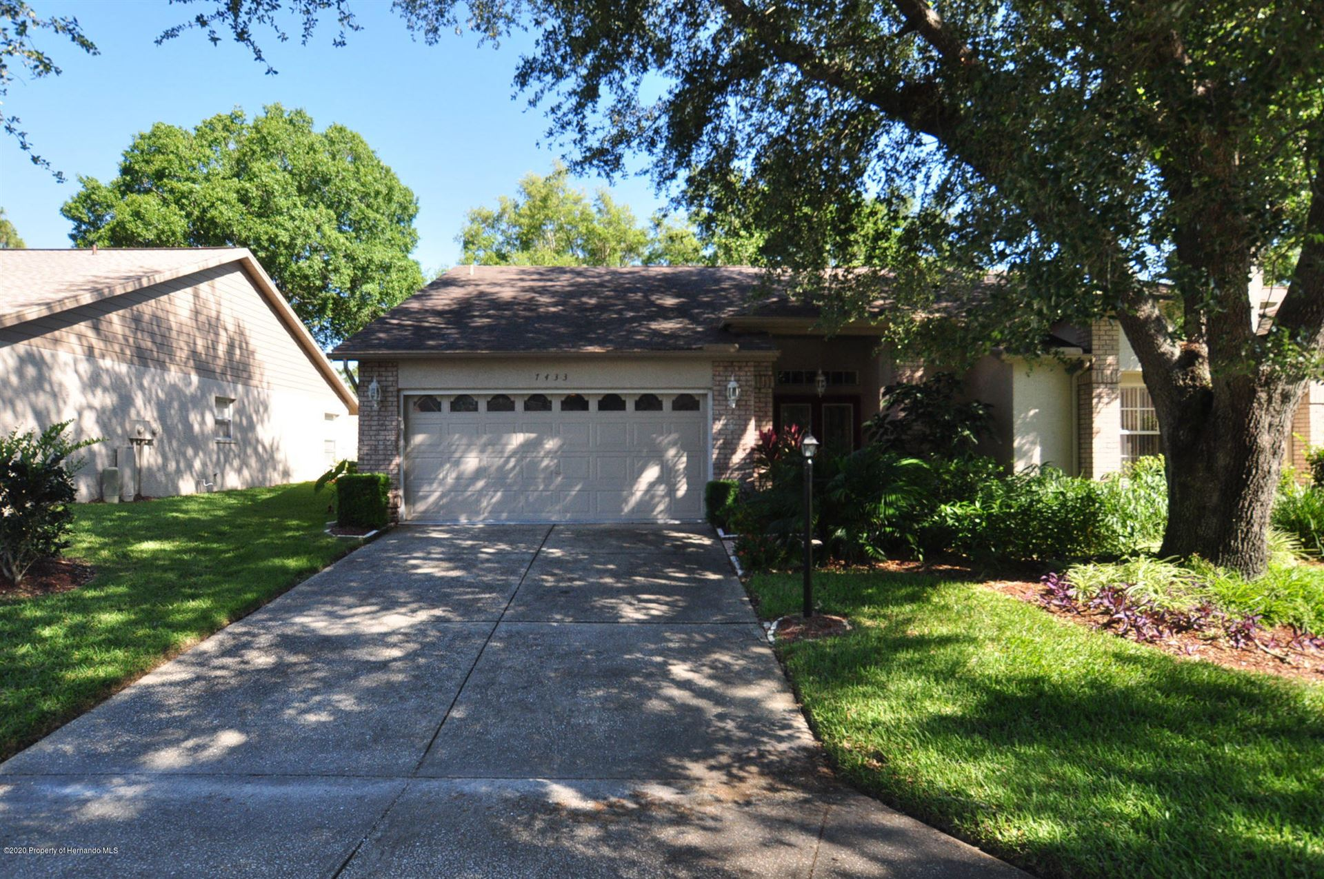 7433 Baywood Forest Circle, Spring Hill, FL 34606 - MLS#: 2209069