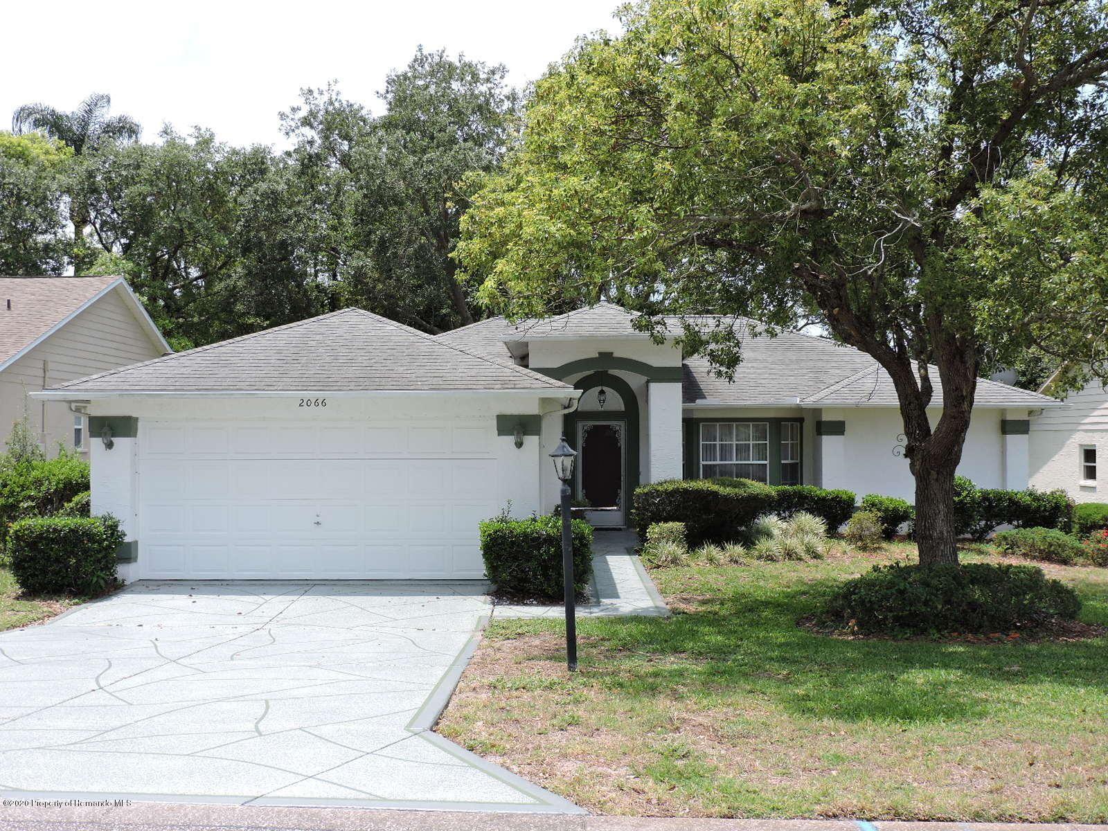 2066 Terrace View Lane, Spring Hill, FL 34606 - MLS#: 2209526