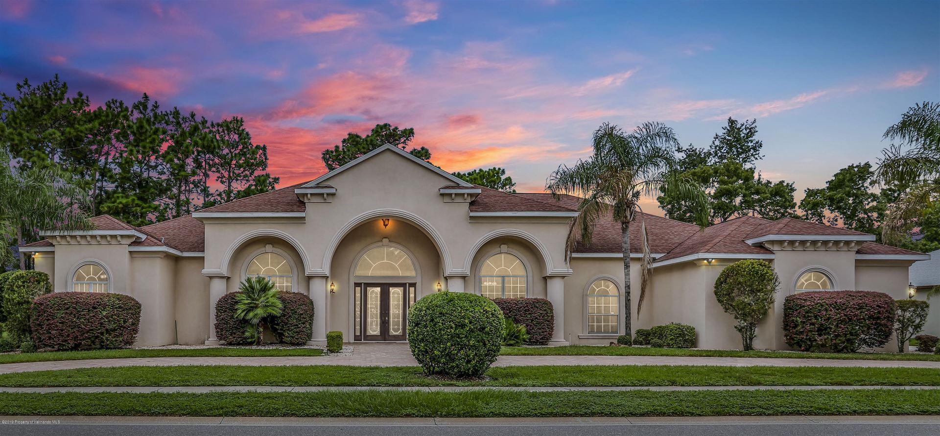 5275 Legend Hills Lane, Spring Hill, FL 34609 - MLS#: 2207604