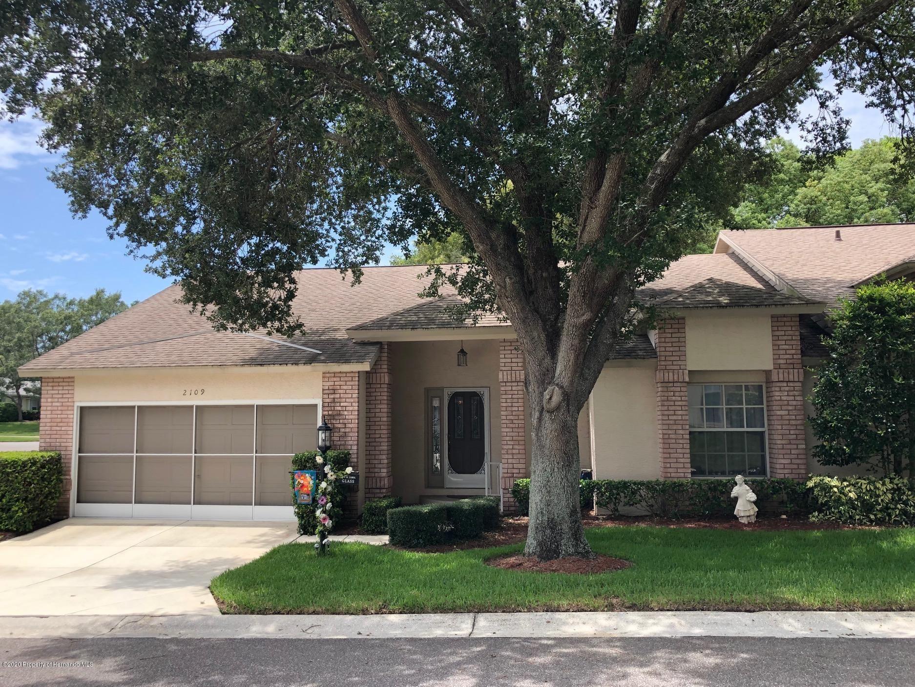 2109 Springmeadow Drive, Spring Hill, FL 34606 - MLS#: 2210807