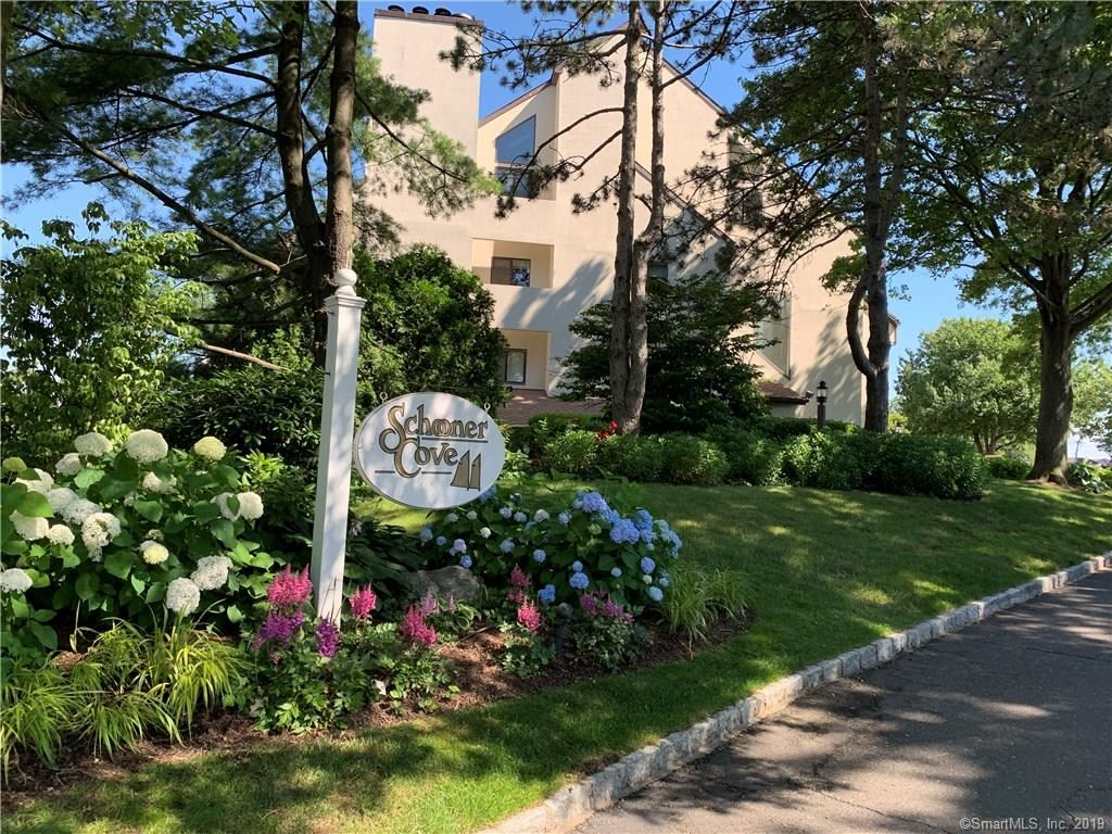 Photo for 89 Harbor Drive #208, Stamford, CT 06902 (MLS # 170212002)