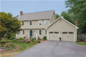 Photo of 84 Chapman Drive, Glastonbury, CT 06033 (MLS # 170124003)