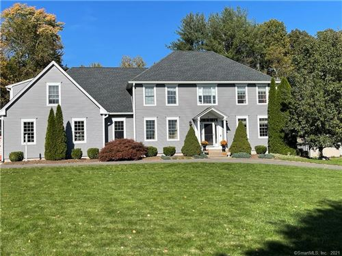 Photo of 18 Strawberry Fields Road, Granby, CT 06035 (MLS # 170446003)