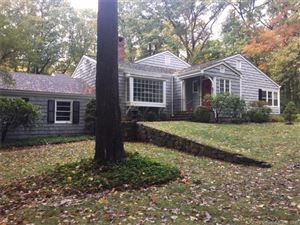 Photo of 128 Bald Hill Road, New Canaan, CT 06840 (MLS # 170144004)