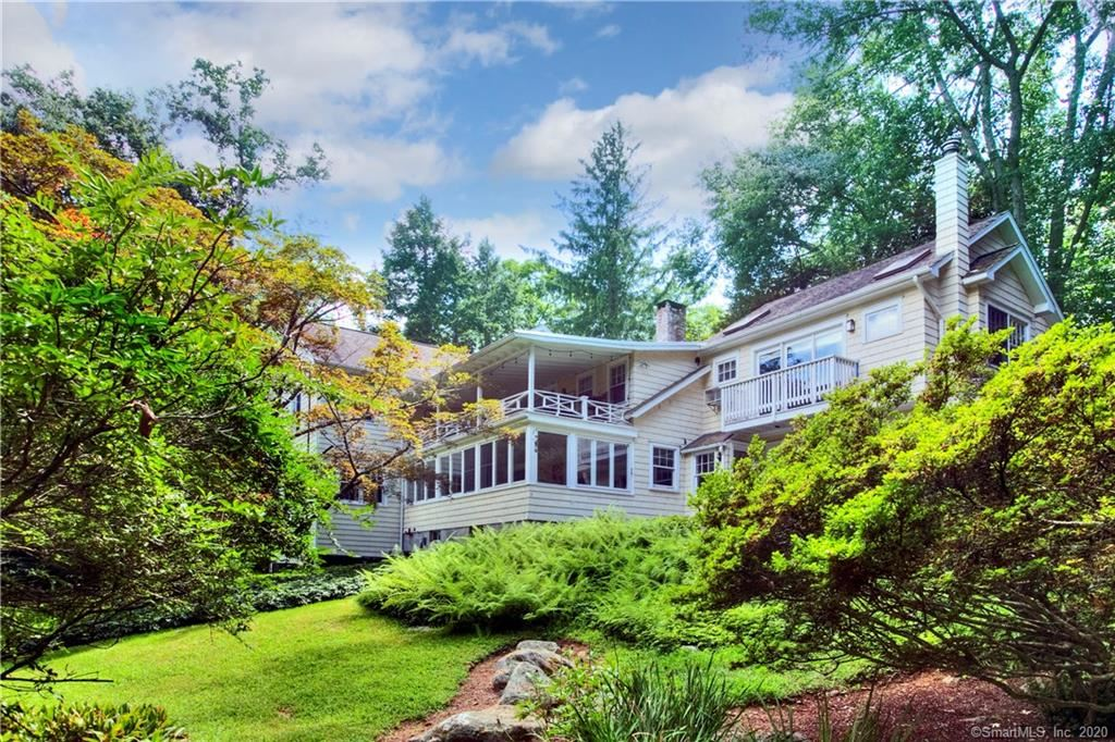 1006 Silvermine Road, New Canaan, CT 06840 - #: 170328004