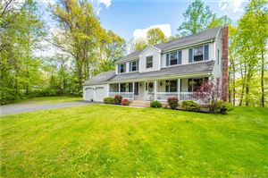Photo of 140 Deerfield Drive, Glastonbury, CT 06033 (MLS # 170190006)
