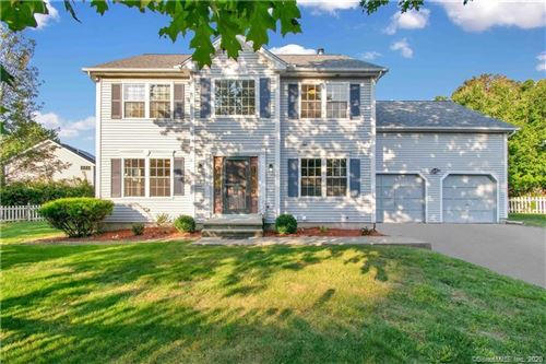 Photo of 11 Andover Drive, Milford, CT 06460 (MLS # 170348009)