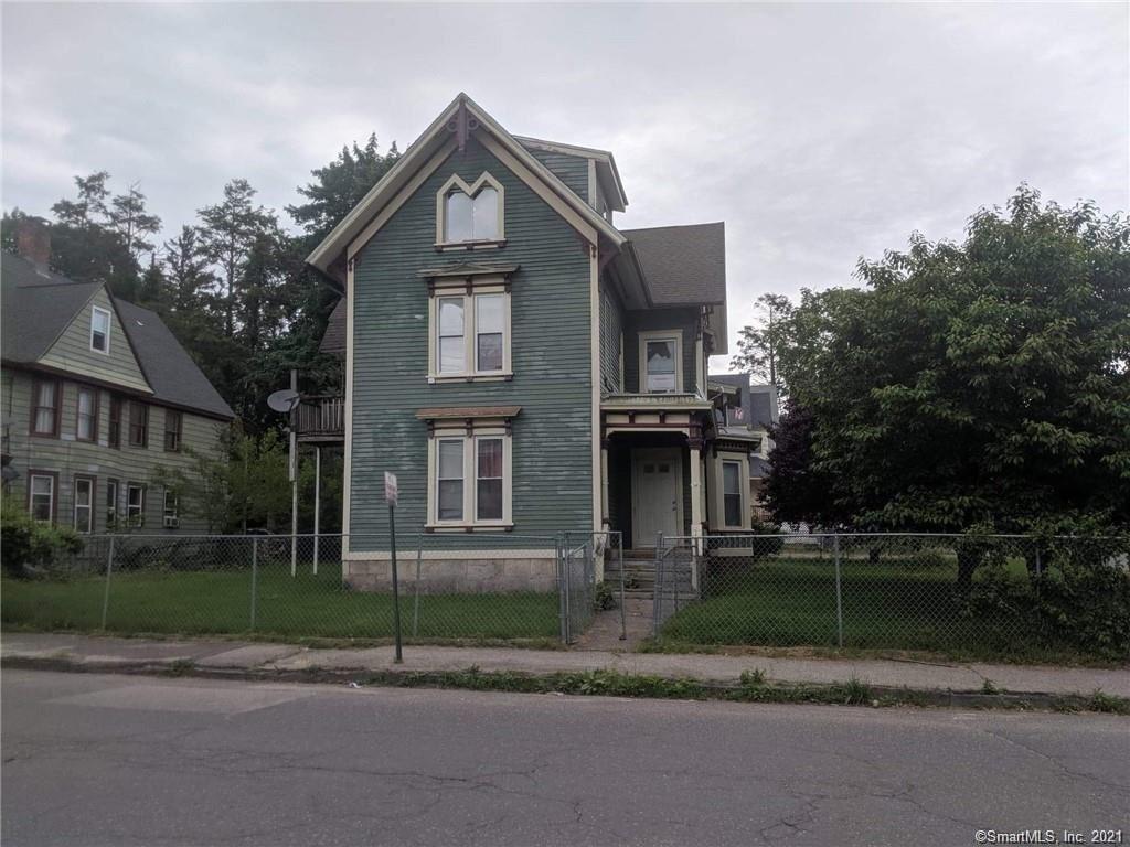 256 Hillside Avenue, Waterbury, CT 06710 - #: 170388009