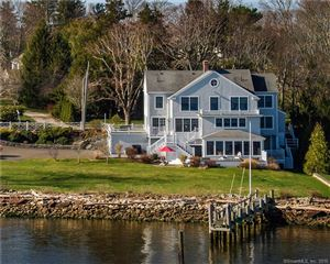 Photo of 201 North Cove Road, Old Saybrook, CT 06475 (MLS # 170084011)