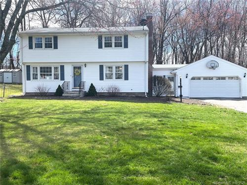 Photo of 72 Carriage Hill Drive, Newington, CT 06111 (MLS # 170388011)