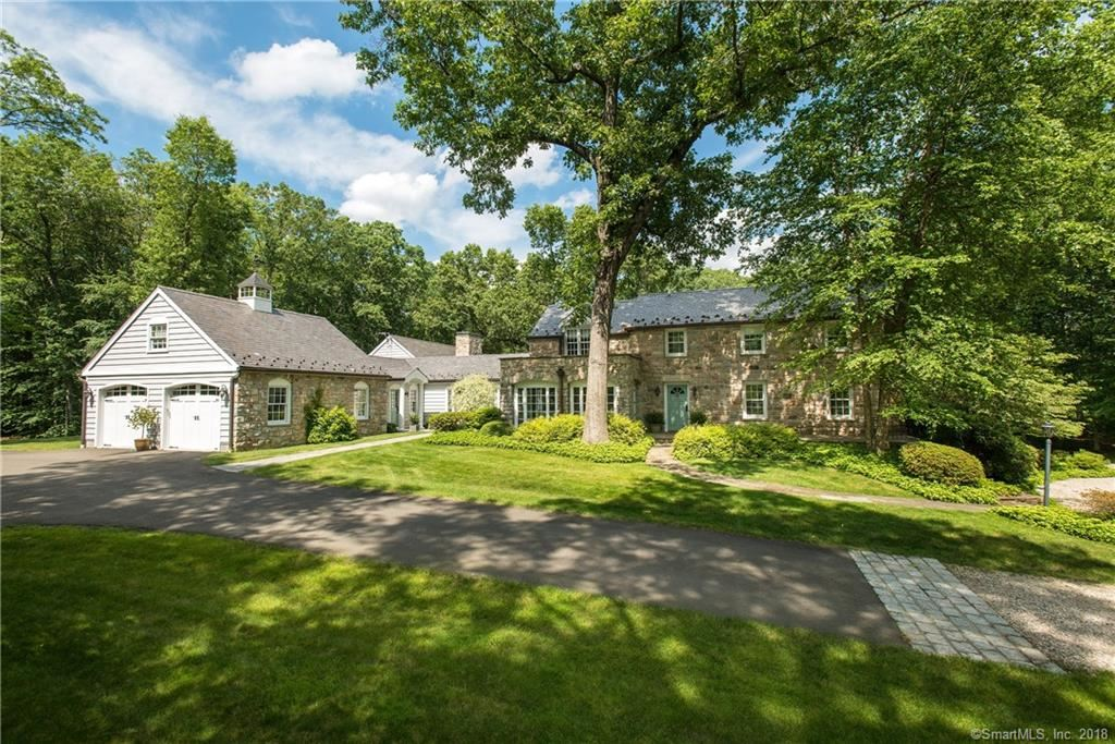 Photo for 87 Bald Hill Road, New Canaan, CT 06840 (MLS # 170052011)