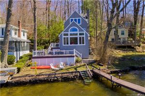 Photo of 760 Lake Drive, Winchester, CT 06098 (MLS # L10231012)