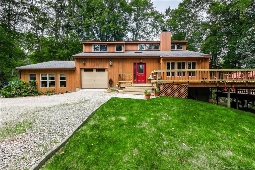 Photo for 53 Jurovaty Road, Andover, CT 06232 (MLS # 170437012)