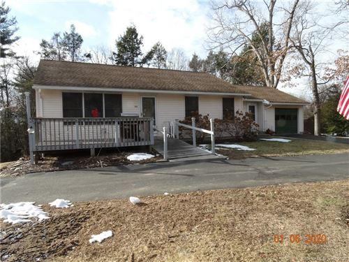 Photo of 88 Shaker Road, Enfield, CT 06082 (MLS # 170264016)