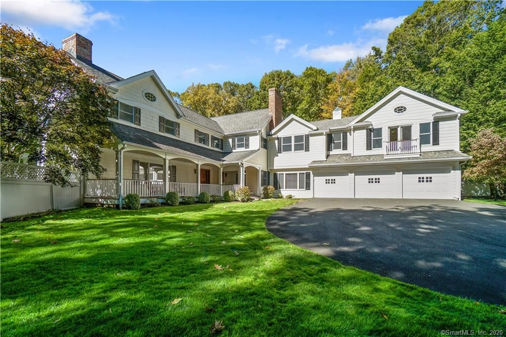 116 Huckleberry Hill Road, New Canaan, CT 06840 - #: 170342016