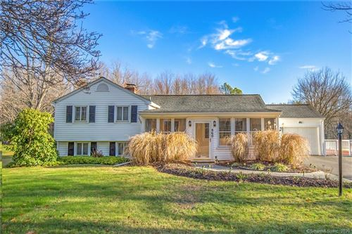 Photo of 860 Suffield Street, Suffield, CT 06078 (MLS # 170359017)