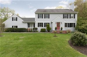 Photo of 211 Georgetown Road, Weston, CT 06883 (MLS # 170194020)