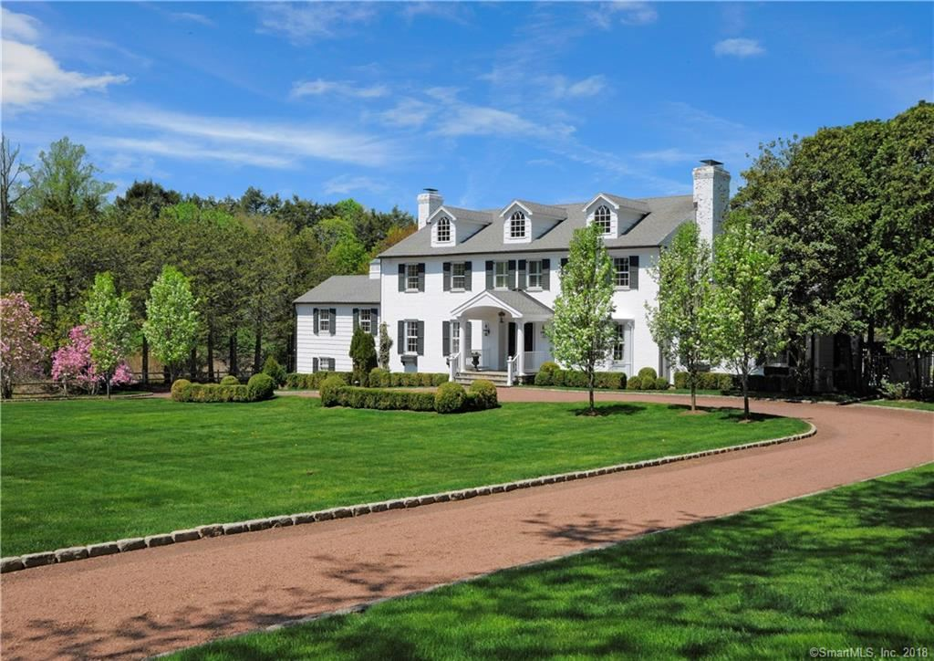 Photo for 571 Round Hill Road, Greenwich, CT 06831 (MLS # 170052021)