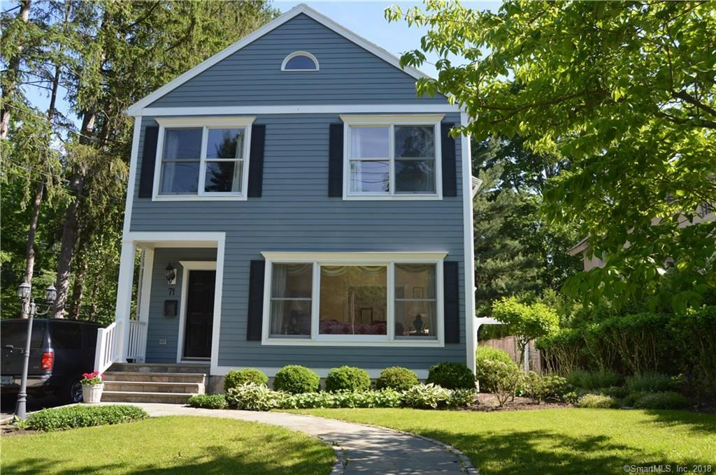 Photo for 71 Lakeview Avenue, New Canaan, CT 06840 (MLS # 170085022)