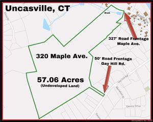 Photo of 320 Maple Avenue, Montville, CT 06382 (MLS # 170163023)