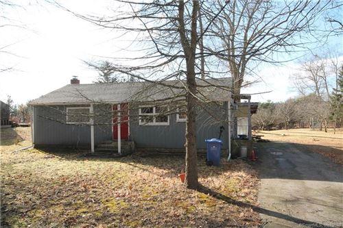 Photo of 465 Stafford Road, Mansfield, CT 06250 (MLS # 170264024)