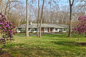 Photo of 11 Dickinson Drive, Woodbridge, CT 06525 (MLS # 170102025)