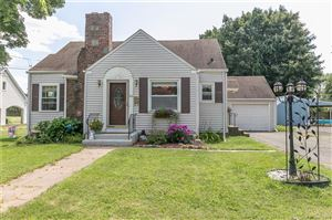 Photo of 362 Woodland Street, Manchester, CT 06042 (MLS # 170225025)