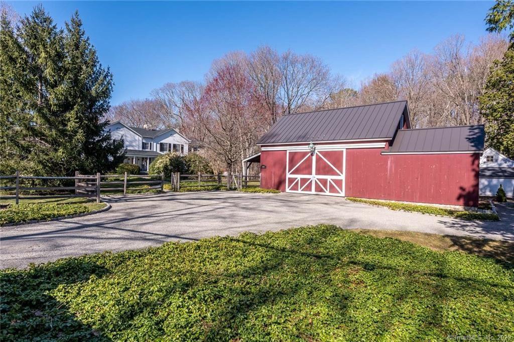 Photo of 1403 Ponus Ridge, New Canaan, CT 06840 (MLS # 170285025)