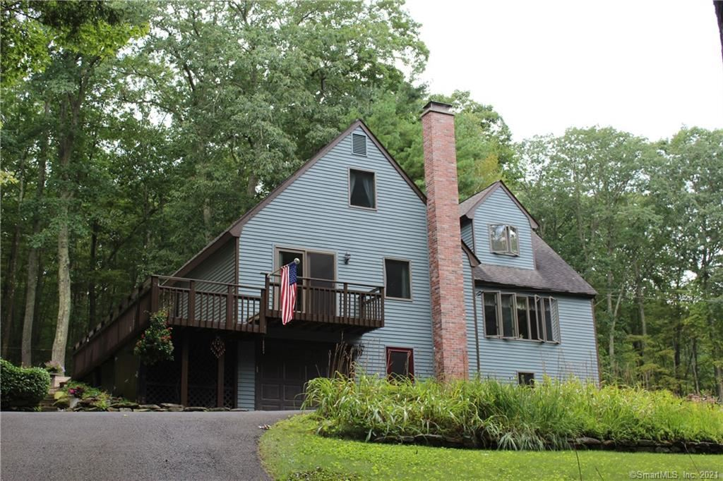 Photo of 29 Old County Road, Barkhamsted, CT 06063 (MLS # 170436026)