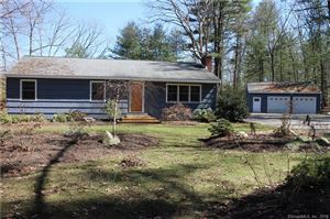Photo of 727 Browns Road, Mansfield, CT 06268 (MLS # 170067027)