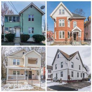 Photo of 0 Tolland-Linden-Harper-Florence Street, East Hartford, CT 06108 (MLS # 170108027)
