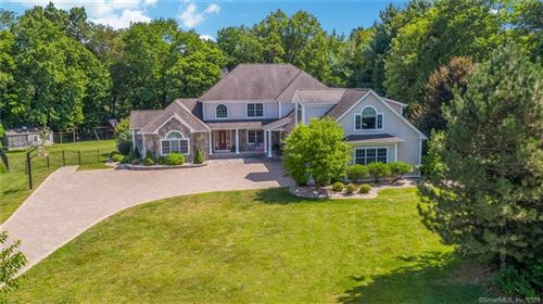 Photo of 4 Cherry Brook Lane, Suffield, CT 06078 (MLS # 170315028)