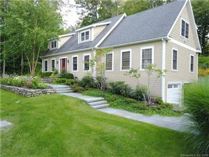 Photo of 167 Brush Hill Road, Litchfield, CT 06759 (MLS # 170093029)