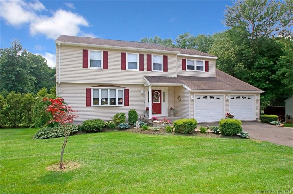 220 Old Farm Road, South Windsor, CT 06074 - #: 170408029