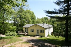 Photo of 36 Flagg Hill Road, Colebrook, CT 06021 (MLS # 170069030)