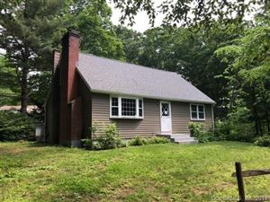 Photo of 41 Circle Drive, Ashford, CT 06278 (MLS # 170081030)