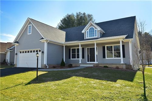 Photo of 45 Tanglewood Drive #45, Somers, CT 06071 (MLS # 170280030)