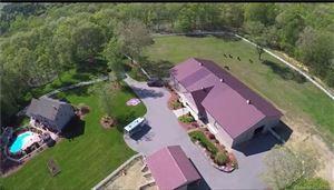Photo of 306 Kenyon Road, Hampton, CT 06247 (MLS # 170056031)